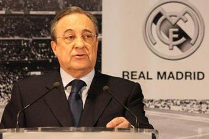 "Florentino Pérez: ""Cien millones me parecen mucho para todo"""
