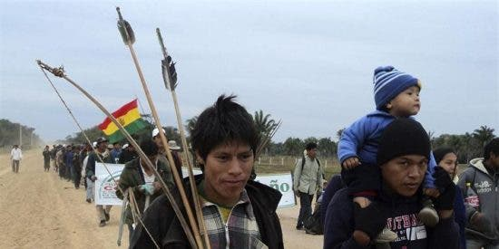 En La Paz lo tienen claro con el delincuente: o le queman o lo entierran vivo