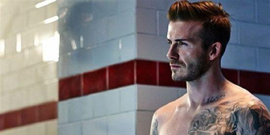 [Vídeo] David Beckham se desnuda para una nueva campaña de ropa interior