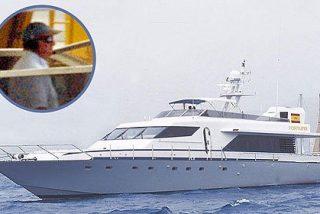 El 'Fortuna' navega 'escoltado' por abogados rumbo a los empresarios mallorquines