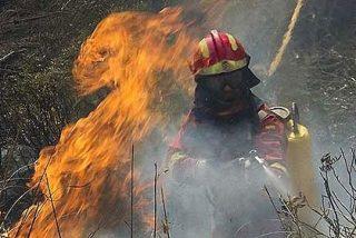 ¿No se atajó a la primera el fuego de Andratx por la 'quema' de medios del Consell?