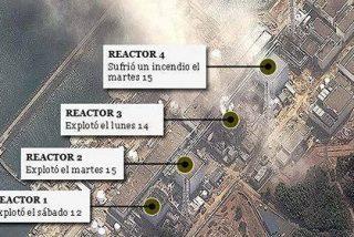 La central de Fukushima vierte cada día 300 toneladas de agua radioactiva al Pacífico