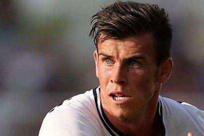 El Real Madrid ha recibido de Adidas desde Alemania unas botas a nombre de Bale