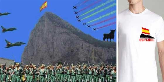 """Guerra por Gibraltar: """"Sería un conflicto corto y sangriento y perdería España"""""""