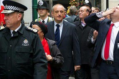"""[Video] Picardo, ministro principal del peñón: """"El infierno se congelará antes de que Gibraltar retire los bloques de hormigón"""""""