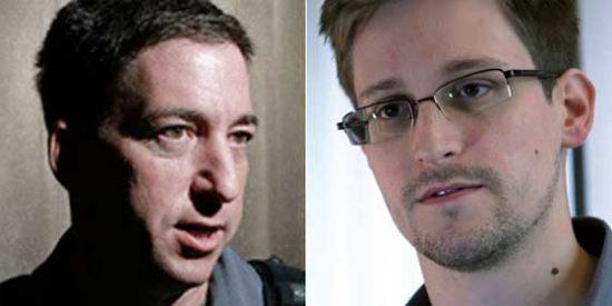 Retienen 'por venganza' al novio del periodista de The Guardian que destapó el 'caso Snowden'