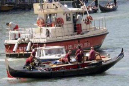 Muere un turista en Venecia al chocar su góndola contra un 'vaporettto'