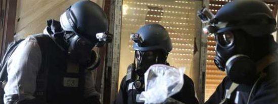 """La ONU: """"No habrá informe preliminar de los inspectores sobre Siria"""""""