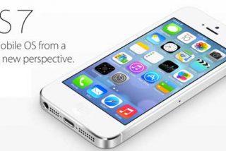 El nuevo iOS 7 de Apple para iPhone y iPad guarda los movimientos del usuario