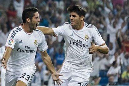 Isco salva al Real Madrid en un duro arranque de Liga contra el Betis