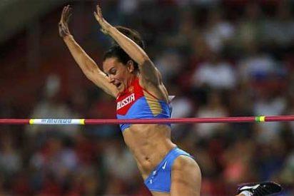 La irrepetible y carismática Isinbayeva deja el salto de pértiga logrando el oro en Moscú
