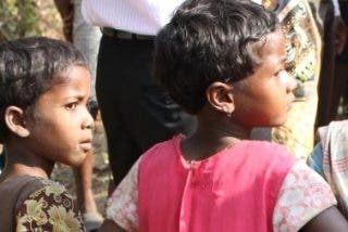 India: tráfico de niñas. La historia de Anamika