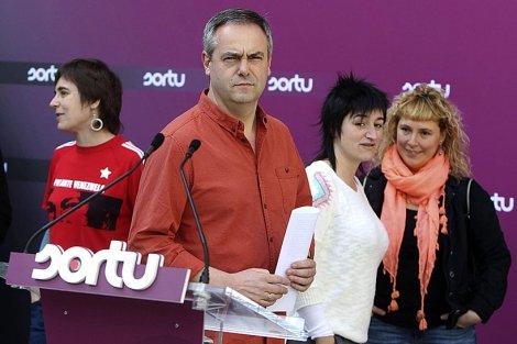 """Sortu: """"Munilla responde a la visión de la extrema derecha de este país"""""""
