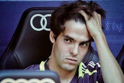 Kaká anuncia que busca irse del Real Madrid antes del lunes 2 de septiembre