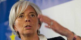 """La directora del FMI alaba el esfuerzo de España: los datos económicos """"parecen mejorar"""""""