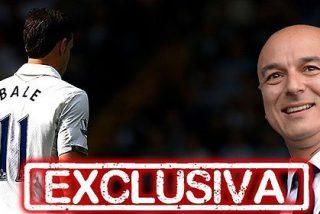 Daniel Levy, presidente del Tottenham, está en estado de 'shock' por culpa de Bale