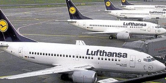 """Alemania: Lufthansa """"dejará en la calle"""" a 22 mil empleados"""