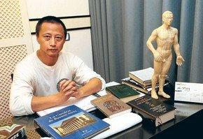 El médico chino del Papa