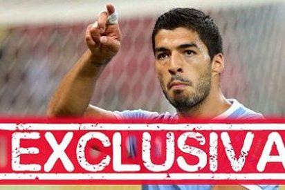 Luis Suárez podría llegar al Real Madrid justo después de Gareth Bale