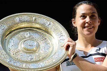 """La vigente campeona de Wimbledon anuncia su retirada: """"Mi cuerpo no puede dar más"""""""