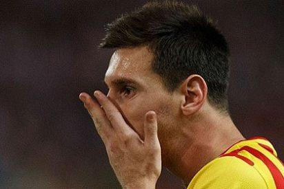 ¿Se ha hecho de repente frágil Leo Messi o es solo vagancia, porque ni entrena ni estira?