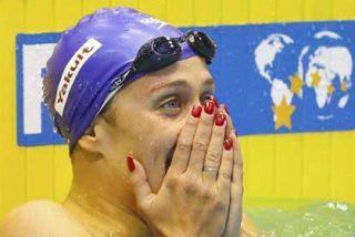 [Video] Segundo récord del mundo de Mireia en 24 horas, esta vez en 400 metros libres