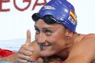[Video] Mireia Belmonte pulveriza el récord del mundo de 800 libre en piscina corta