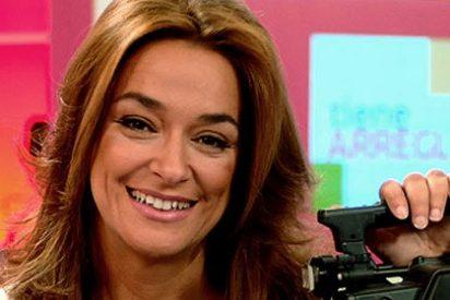 La 'progresía' hace pedazos en Twitter a Toñi Moreno, la nueva 'niña bonita' de TVE