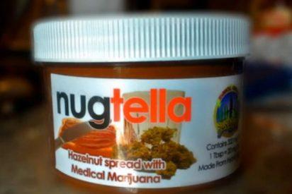 No se confunda en el súper y se lleve marihuana en vez de la famosa 'Nutella'