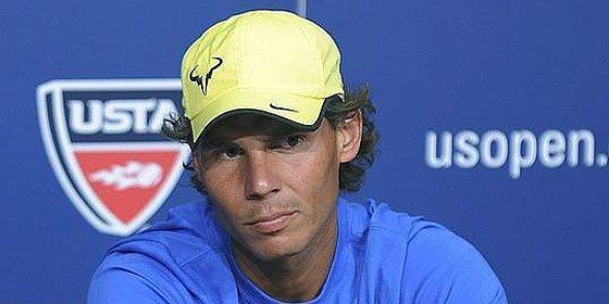 """Rafa Nadal: """"El año pasado vi el US Open en la tele; ahora lo puedo jugar"""""""