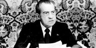 """Las grabaciones secretas de Reagan a Nixon al filo del Watergate: """"Esto también pasará"""""""