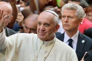"""Francisco, a los agustinos: """"El amor nos anima a acercarnos a los demás"""""""