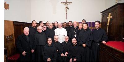 Agustín en el Vaticano