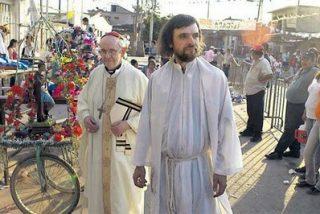 """Padre Pepe: """"Francisco está rejuvenecido y con mucha energía"""""""