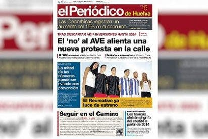 'El Periódico de Huelva' despide al 10% de la plantilla y cierra su edición impresa tras 14 años
