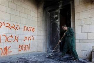 Nuevo ataque contra un monasterio en Jerusalén