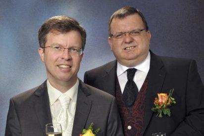 Primer matrimonio gay en la Iglesia protestante alemana