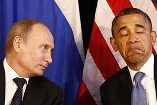 Obama da plantón a Putin por el 'caso Snowden' y cancela una reunión bilateral