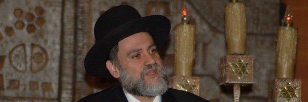 Ante la entrevista al rabino de la comunidad judía de Madrid