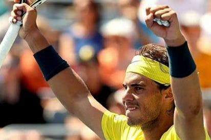 [Video] Rafa Nadal saca a pelotazos a Marinko Matosevic y ya está en semifinal de Montreal