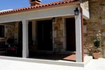 En esta casa rural gallega pasa Rajoy sus vacaciones refugiado