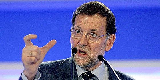 ¿Es esta la lista negra que ha hecho Mariano Rajoy para las europeas?