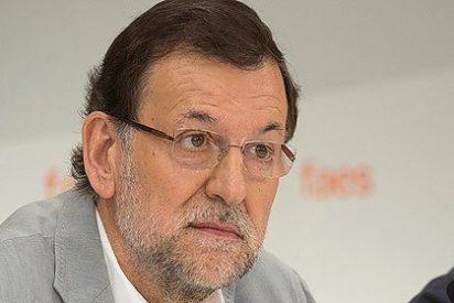 """Mariano Rajoy: """"Ni caso a Pedrojota o a Bárcenas; la clave es la prima de riesgo"""""""