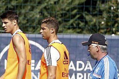 "Carlo Ancelotti: ""No hablo de Bale porque Villas-Boas se enfada"""