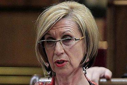 """Rosa Díez: Si Rajoy fue engañado por Bárcenas, tiene que dimitir por """"inútil"""""""