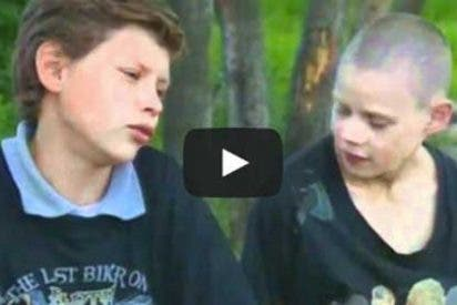 Dos niños de 9 y 10 años estrangulan con una cuerda a uno de 5 en una sauna pública