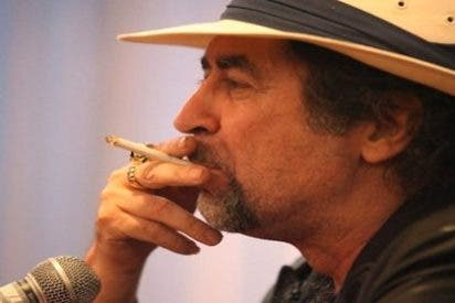 """Joaquín Sabina: """"Lo único bueno de la crisis es que aflora la mejor poesía"""""""