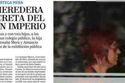 Sandra Ortega, hija de Rosalía Mera y la nueva mujer más rica de España, hereda la fortuna sin tributar