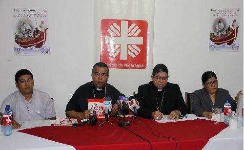 Semana de la Caridad en Nicaragua