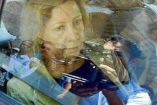 Maria Antònia Munar se pasea por la cárcel con bolso y tacones rodeada de yonquis